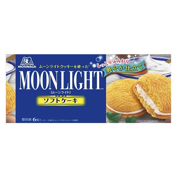 森永 ムーンライトソフトケーキ 1箱