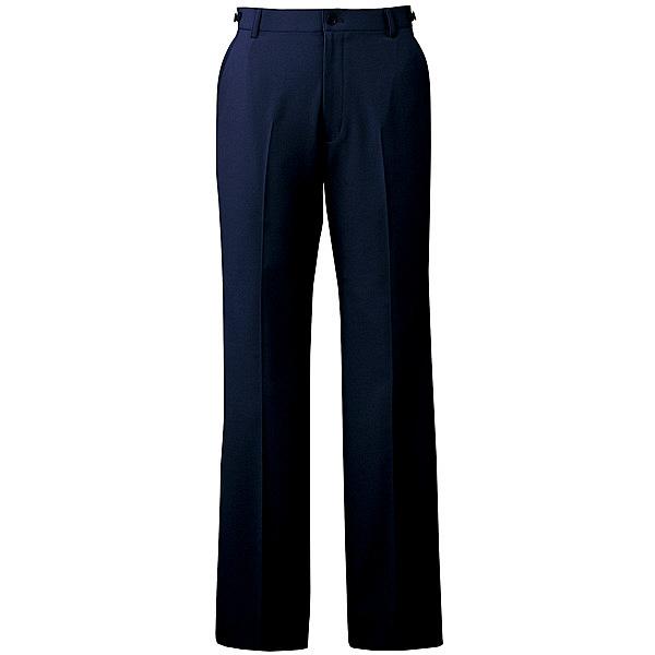 ミズノ ユナイト パンツ(女性用) ネイビー L MZ0087 医療白衣 ナースパンツ 1枚 (取寄品)