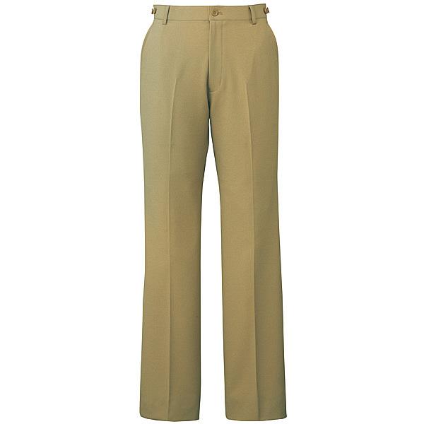 ミズノ ユナイト パンツ(女性用) ベージュ L MZ0087 医療白衣 ナースパンツ 1枚 (取寄品)
