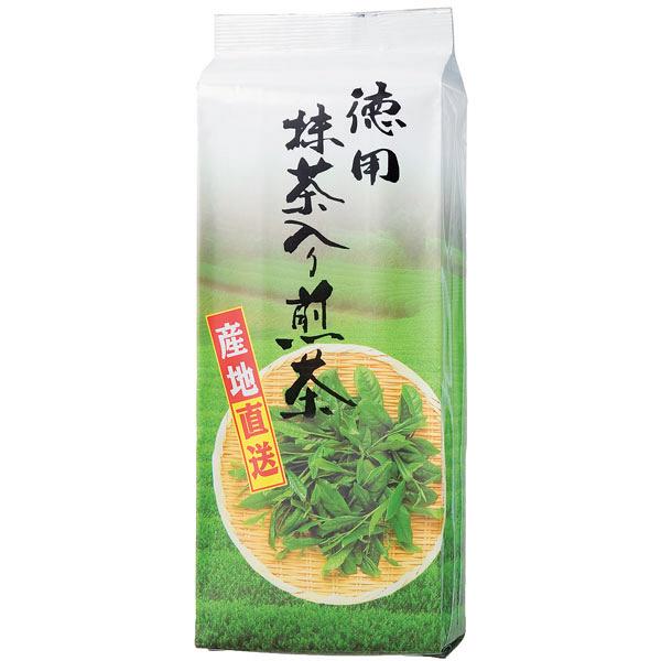 徳用 抹茶入り煎茶 1kg