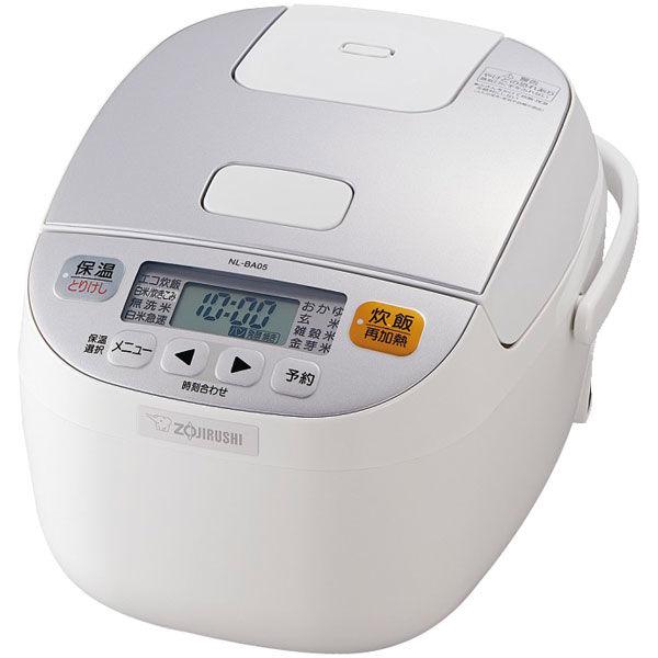 象印 マイコン炊飯器3合 NL-BA05