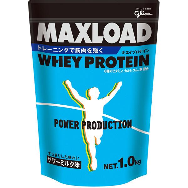 MAXLOADプロテインミルク味1kg