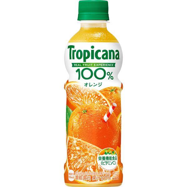 トロピカーナ100%朝のオレンジ 24本