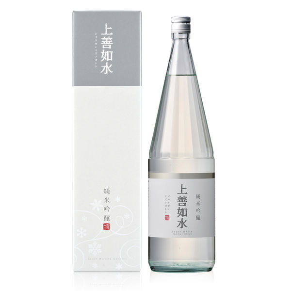 上善如水 純米吟醸 1800ml