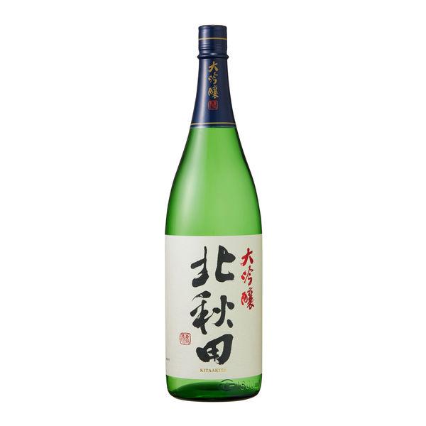 北秋田 大吟醸 1.8Lビン