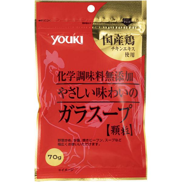 化学調味料無添加のガラスープ(袋)70g
