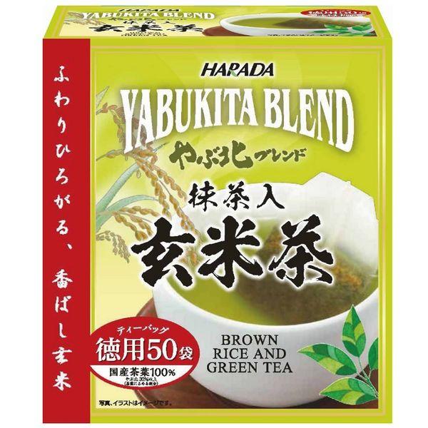 やぶ北ブレンド徳用抹茶入玄米茶TB