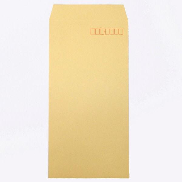ツバメ工業 ワンタッチ封筒 テープ付 長3〒枠あり 100枚