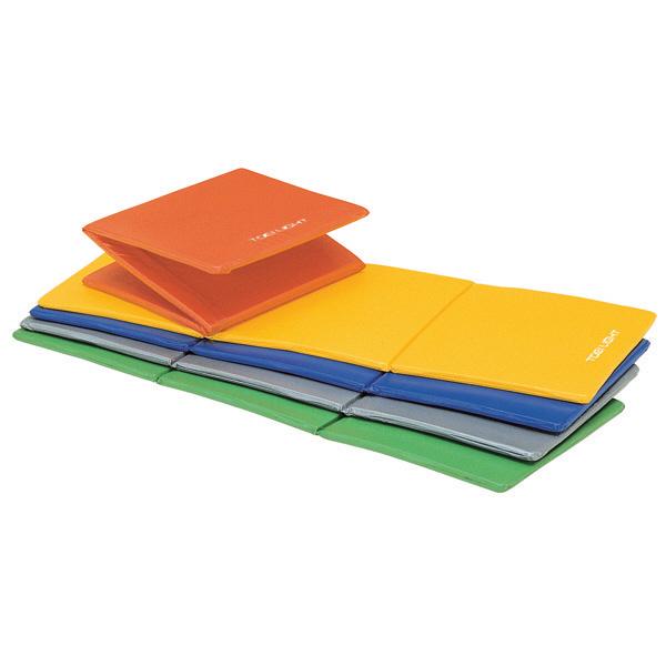 トーエイライト エクササイズマットF150 オレンジ H7476V (取寄品)