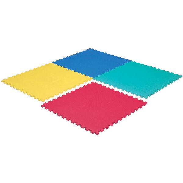 トーエイライト ジョイントマットPO18C 4色 1セット(4枚入) (取寄品)
