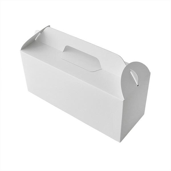 洋菓子・ケーキボックス 無地箱No.5 02063 1パック(25枚入) 水野産業