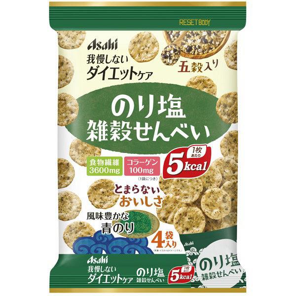 雑穀せんべいのり塩味 1袋