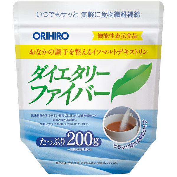 オリヒロ ダイエタリーファイバー顆粒