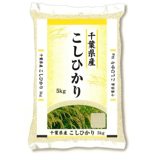 【精白米】千葉県産こしひかり 5kg