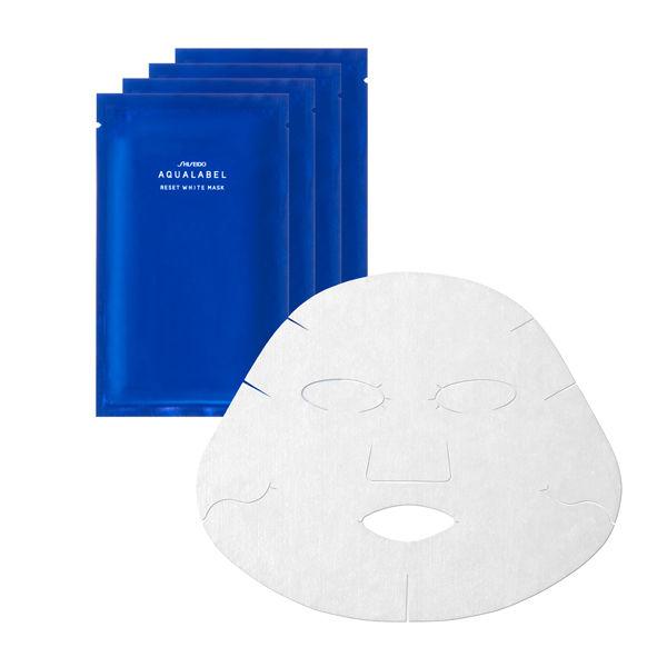 リセットホワイトマスク<4枚入り>