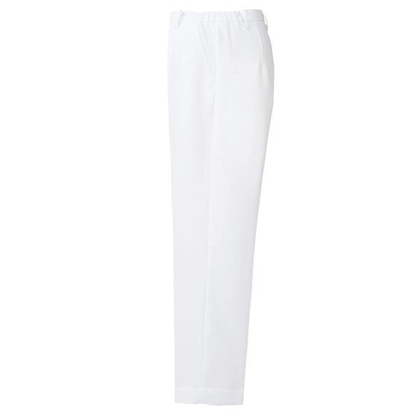 AITOZ(アイトス) ナースパンツ(ストレート) 女性用 ホワイト LL 861356-001