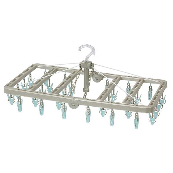 浴室乾燥機対応 角ハンガー32P