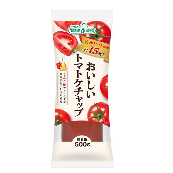 テーブルランド トマトケチャップ500g
