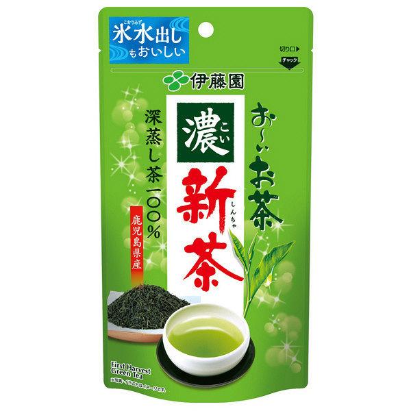 【新茶】おーいお茶濃い新茶 80g