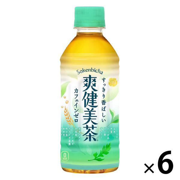 爽健美茶 300ml 6本