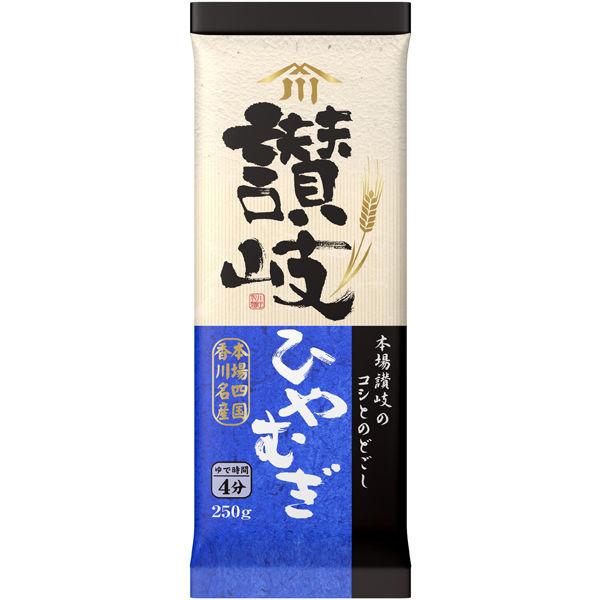 川田製麺 讃岐ひやむぎ 250g