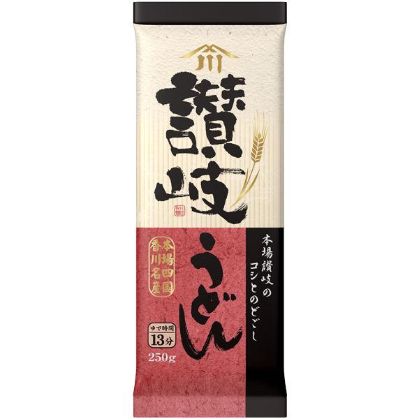 川田製麺 讃岐うどん 250g