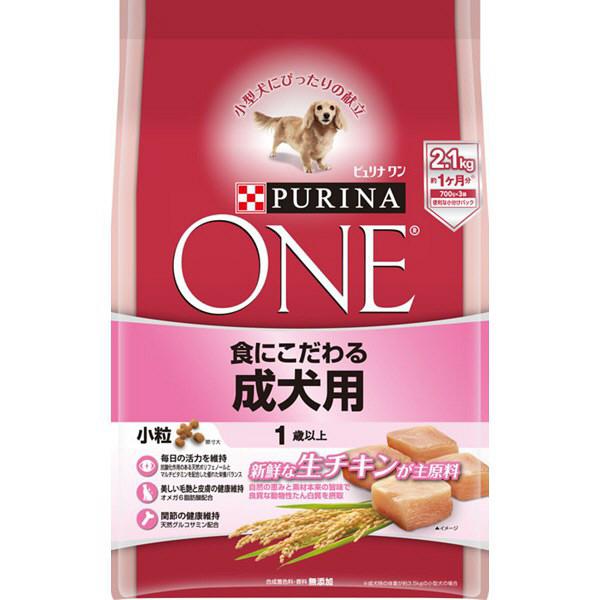 ワン ドッグ 成犬用 チキン 2.1kg