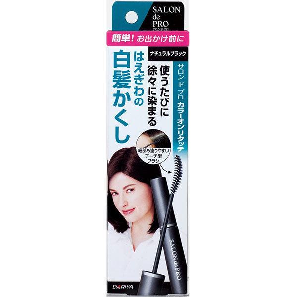 白髪かくしEX ナテュラルブラック