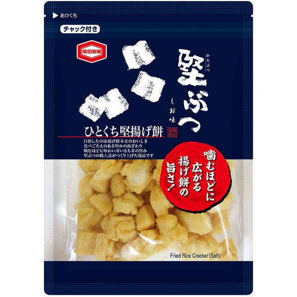 亀田製菓 堅ぶつ 180g 1袋