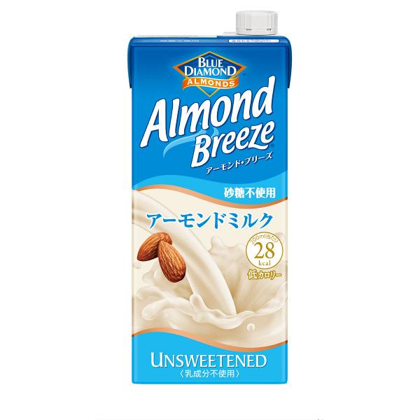 アーモンドブリーズ 砂糖不使用 6本