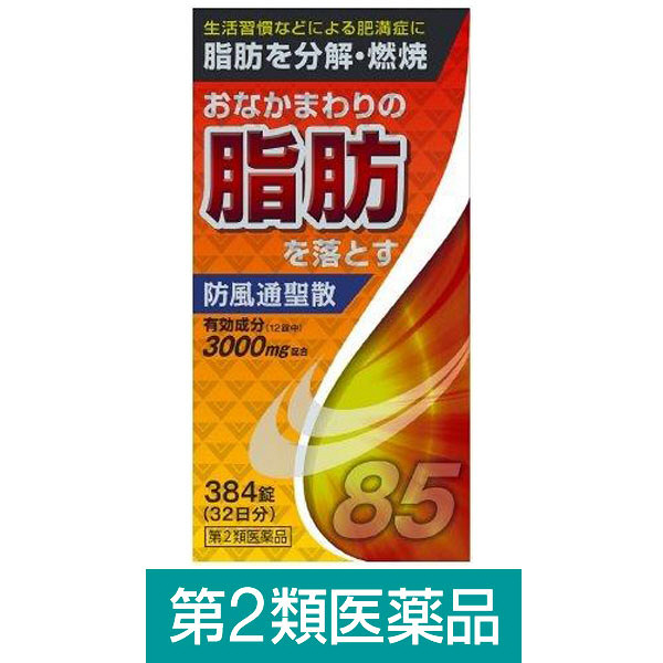防風通聖散料「東亜」384錠