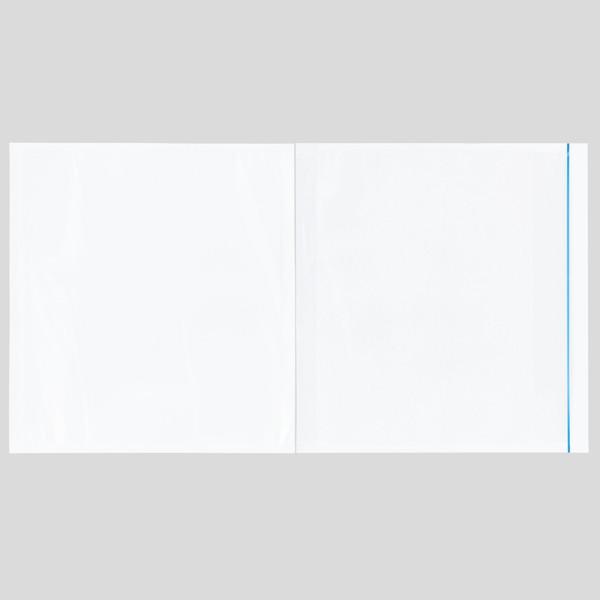 「現場のチカラ」デリバリーパック ポケットタイプ 長3封筒用 1パック(100枚入) アスクル