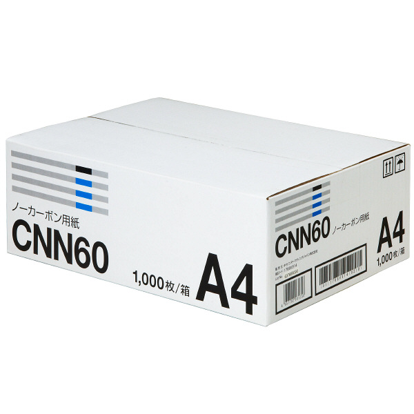 キヤノン ノーカーボン用紙 CNN 60 A4 1768V914 1箱(1000枚:250枚×4冊)