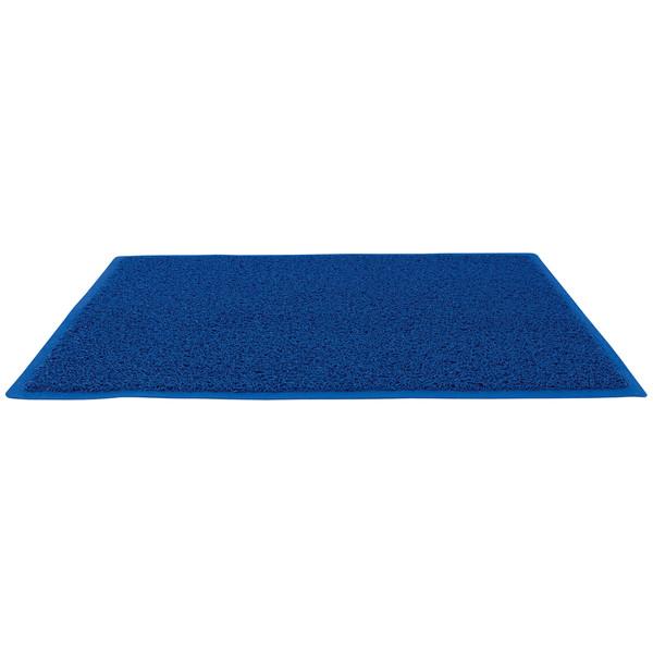 エントランスマット ブルー600x900