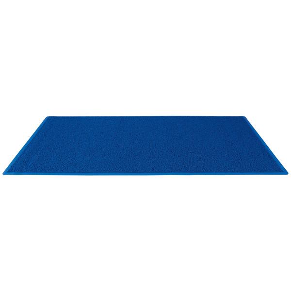 エントランスマットブルー1800×900