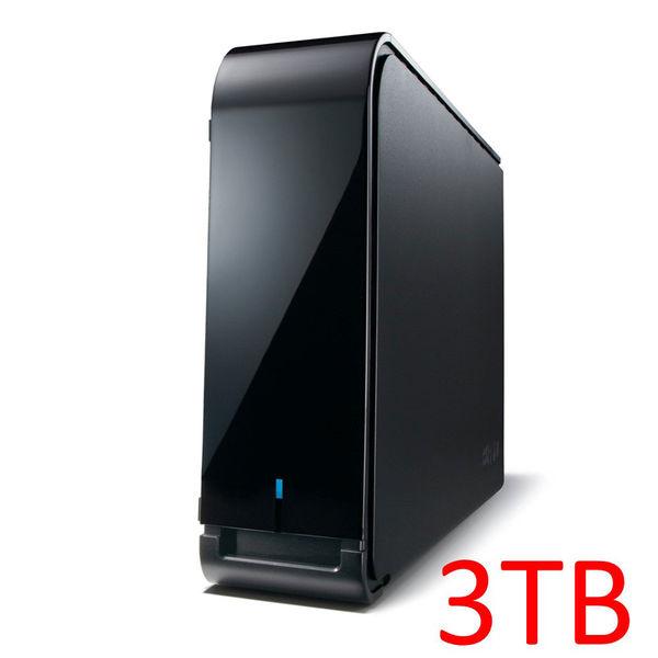 バッファロー 外付けHDD 3TB