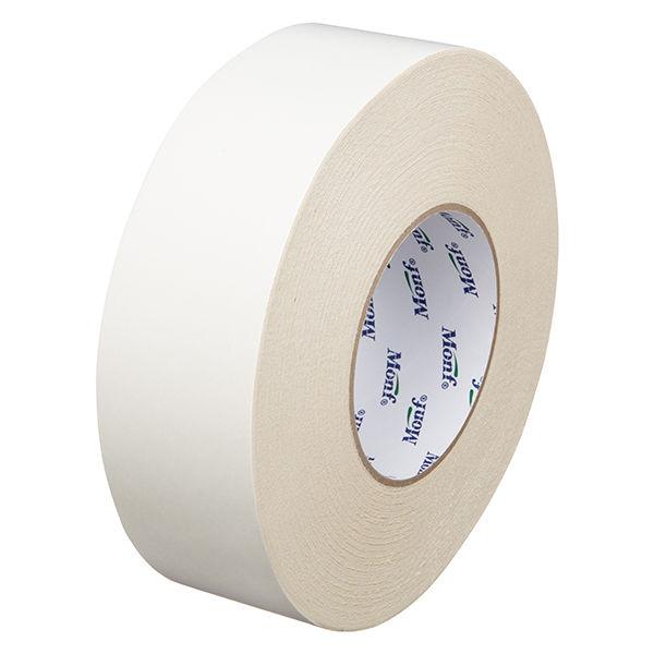 古藤工業 「現場のチカラ」 厚手布両面テープ 0.5mm厚 幅50mm×25m巻 1セット(5巻:1巻×5)