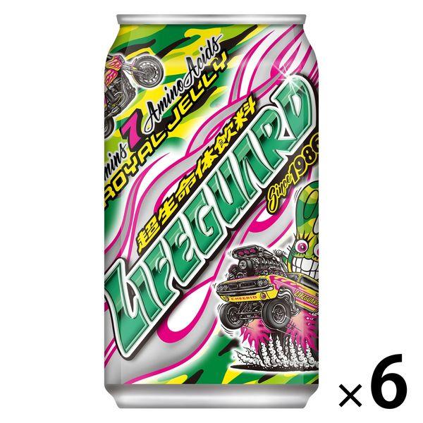 チェリオライフガード 350ml 6缶