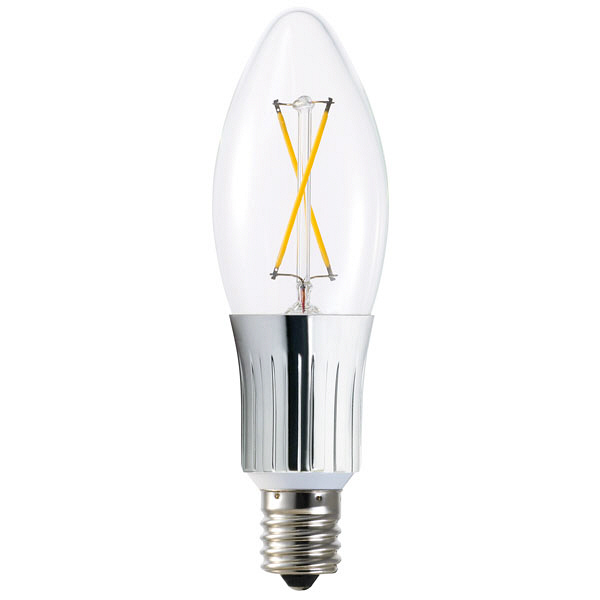 クリアタイプLED電球 25W相当