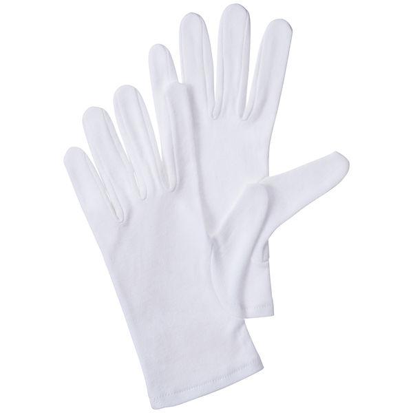 川西工業 「現場のチカラ」 品質管理用スムス手袋 マチ付き M AK001M 1袋(12双入)