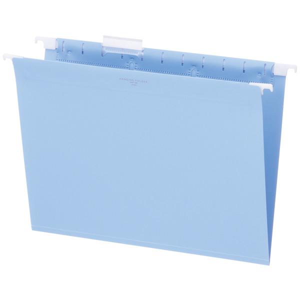 リヒトラブ リクエスト ハンギングフォルダー ブルー G1641-14 1セット(30枚)