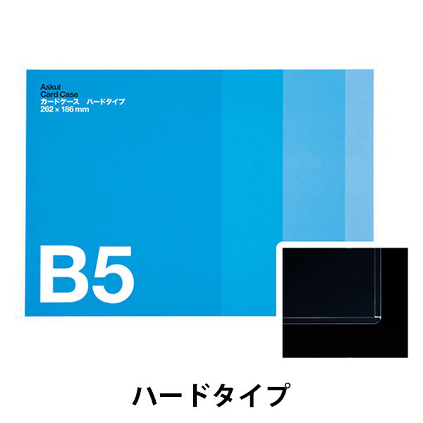 カードケース ハード B5 100枚