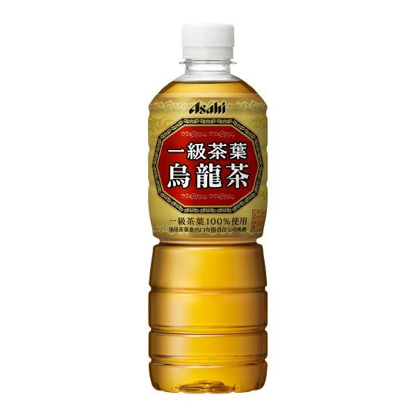 アサヒ一級茶葉烏龍茶 600ml 24本