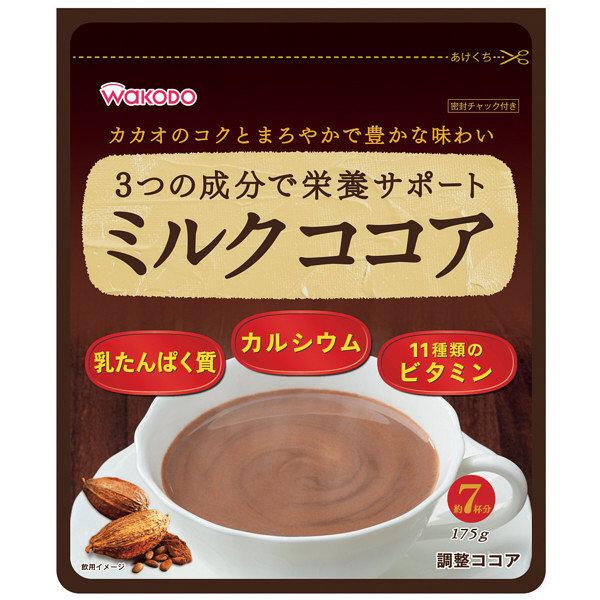WAKODO 3つの成分で栄養サポート ミルクココア 4987244180841