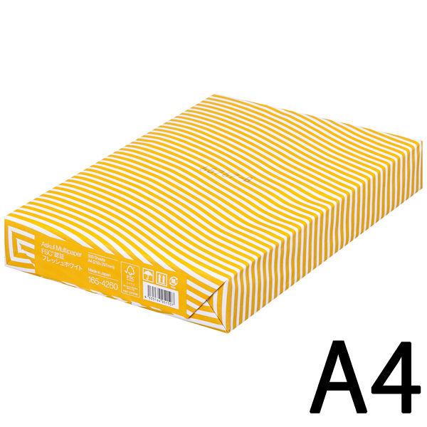 FSC認証フレッシュホワイト A4 1冊