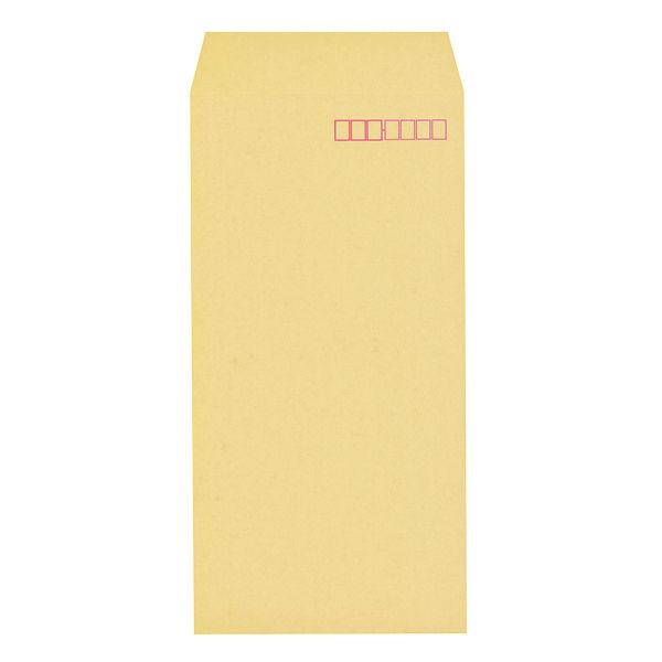 木下水引 エコカラー封筒 長3〒枠あり クリーム 300枚(100枚×3袋)
