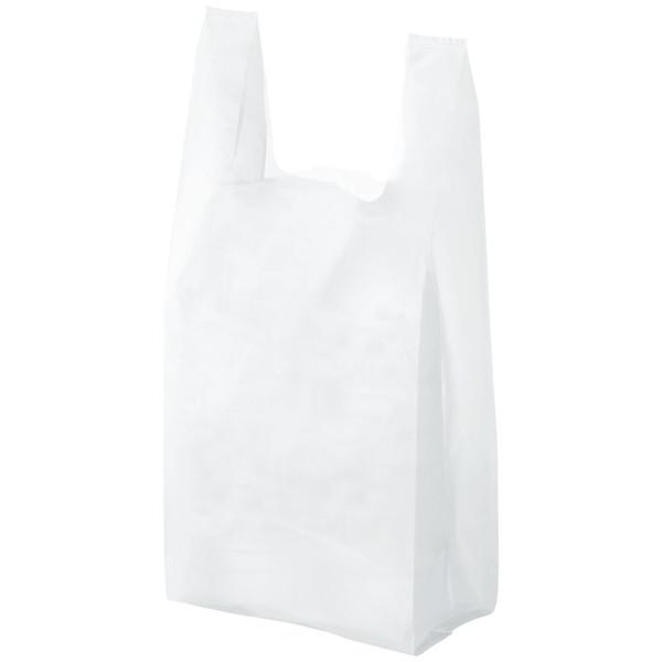 レジ袋 乳白 No.25 8000枚