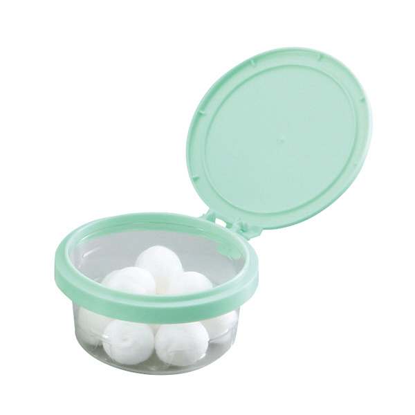オオサキメディカル 滅菌QCパール綿球S 20mm 1箱(10球入×10個)34273