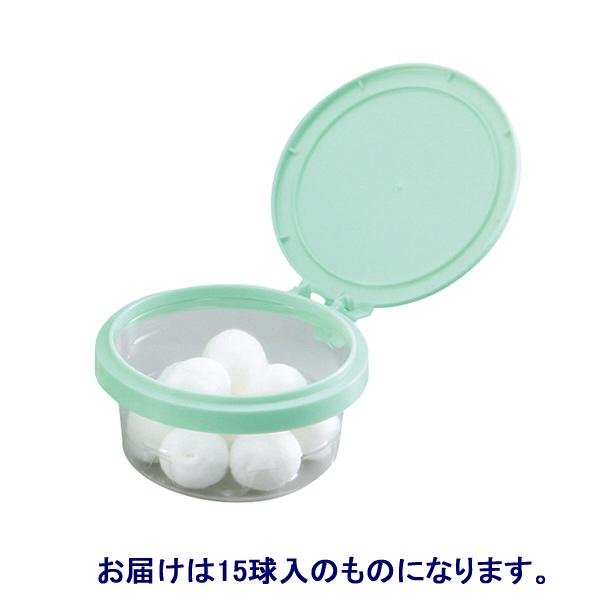 滅菌QCパール綿球S 20mm 1箱(15球入×10個) 34274