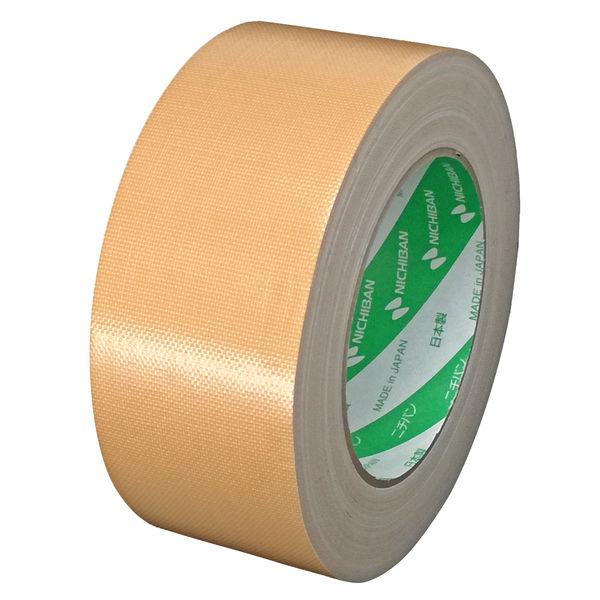再生PET布粘着テープ 黄土